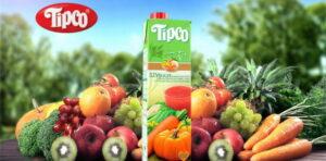 ทิปโก้ฟูดส์ มองตลาดน้ำผลไม้ 1.9 แสนล.ปี 64